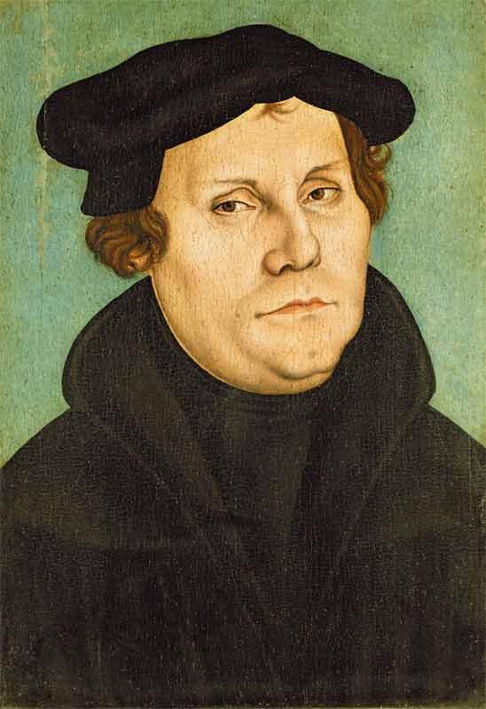 Wer War Martin Luther