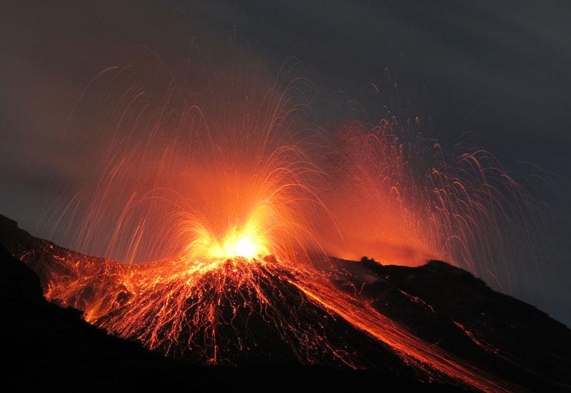 Aktive Vulkane Deutschland